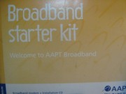 NEW BROADBAND ADSL CONNECTION KIT_ALL CABLES_MODEM NOT LOCKED_PHONE ONLY