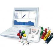 Cardiograph,  doppler,  encephalograph,  miograph,  rheograph,  Mackay