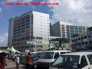 Aluminium Composite Panels for façade cladding,