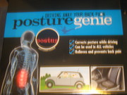 POSTURE GENIE_CORRECTS POSTURE WHILE DRIVING_ABSOLUTELY NEW