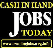 Multiple Openings (Cash In Hand Jobs)