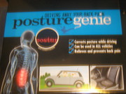 POSTURE GENIE_CORRECTS POSTURE WHILE DRIVING STOPS PAIN_ABSOLUTELY NEW_LOCATION BRISBANE
