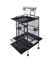 Brand New Parrot Bird Cage 170cm Black - Flipdeals