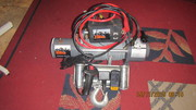 Ridge Ryder Winch 9500 lb new was fitted but never used strong winch