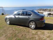 2002 Bmw 745 2002 BMW 745Li E66 Auto