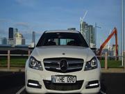mercedes-benz c180 2011 Mercedes-Benz C180 BlueEFFICIENCY Auto