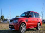 Land Rover Range Rover Sport 8 cylinder Petr