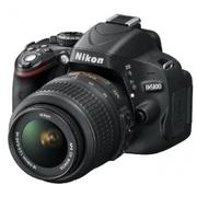 D5100 16.2MP CMOS Digital SLR Camera