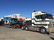 Haulage Companies In Australia - Membrey's Transport and Crane Hire