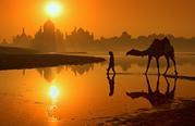 Taj Mahal Agra Tour From Mumbai