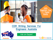 Get Your CDR Writing Services for Engineers Australia at Flexible Time