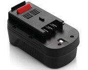 BLACK and DECKER 244760-00 A18E Power Tool Battery