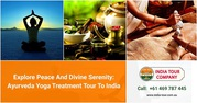 Avail The Best India Yoga Tour Packages Today