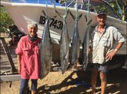 Well done Kim and Rod. Some good eating here. Great catch. 4 lovely Sp